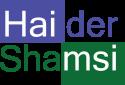 Haider Shamsi